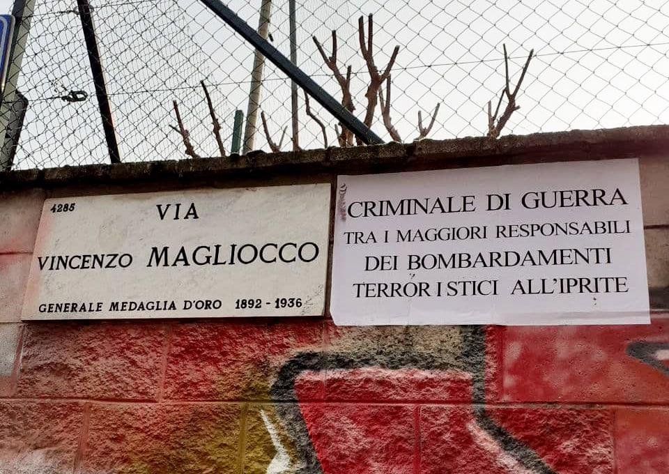 Vincenzo Magliocco, criminale di guerra